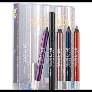 Urban Decay Hex Remedy 24/7 Eyeliner Set BNIB